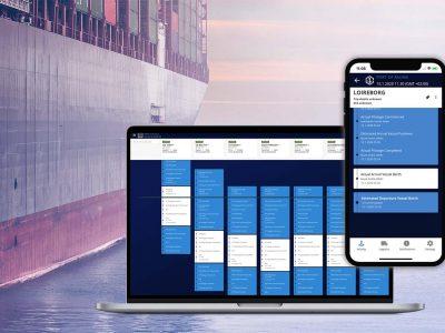 Unikie Smart Port Situation Room