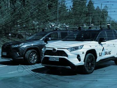 Unikie Autonomous Cars