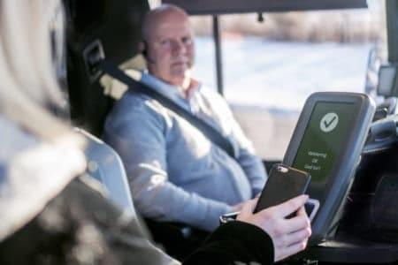 FARA digital public transportation services