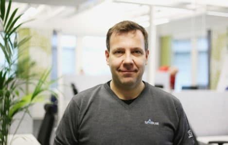 Unikie CEO Esko Mertsalmi
